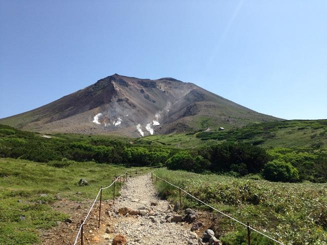 北海道旭岳